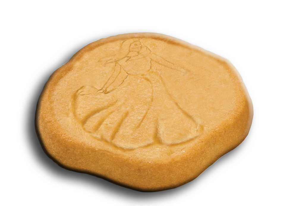 "The Young Women will sell the new ""Young Woman Medallion"" shortbread cookie this fall."