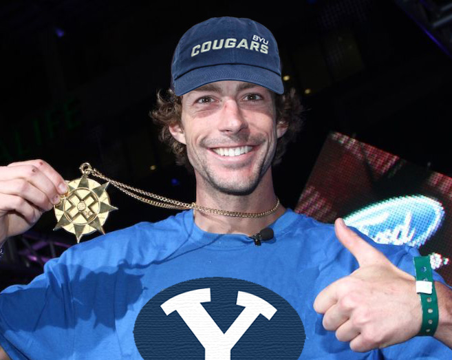 BYU X-Games Team Captian captures gold in this summer's x-games