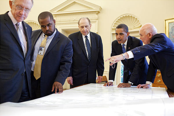 President Monson outlines major changes for his one day as interim President.