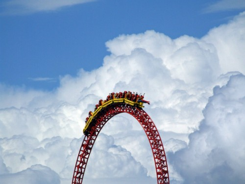 """The """"High to Kolob"""" roller coaster was given the green light ahead of shooting riders into space."""
