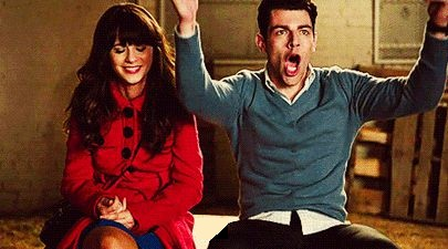 Sources weren't sure if Zooey Deschanel and Max Greenfield would be made honorary group leaders for this year's Especially for Youths.